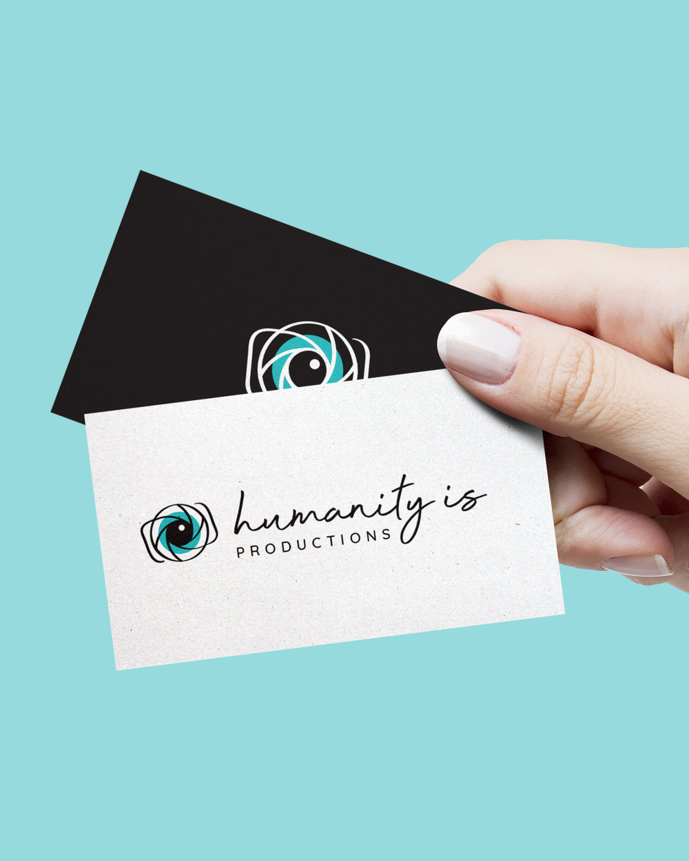 Business Card Hand Humanity Is Vertical.jpg