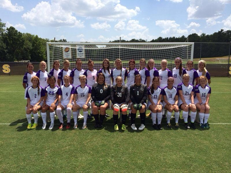 University of Montevallo 2014-2015 season