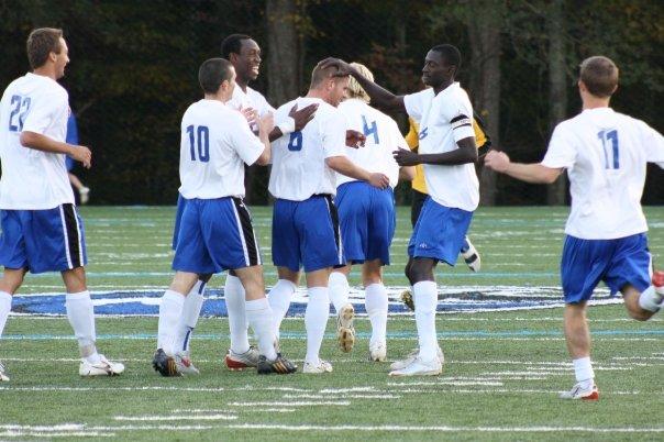 Elliot Livesey USA Soccer Scholarship