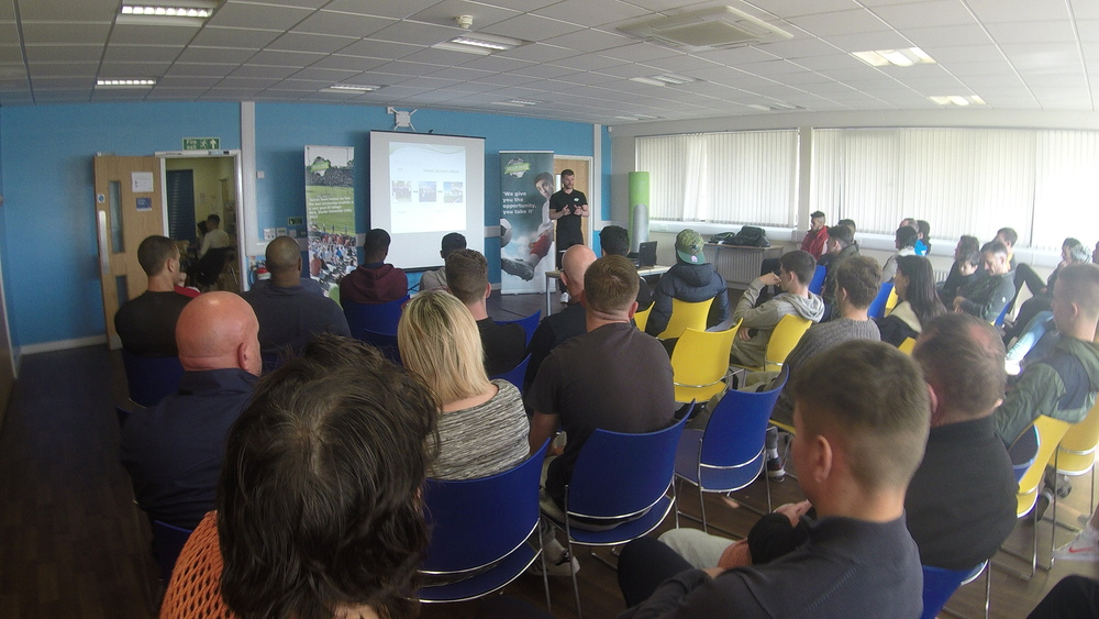 Attend one of our ever popular presentations, we inform you about each process of your journey.