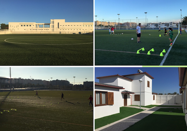 Academy in Spain United Kingdom