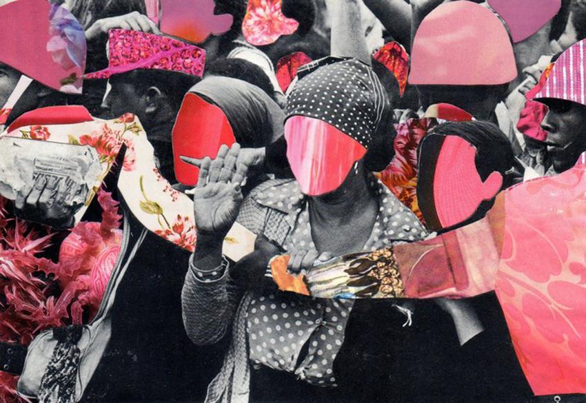 'Paris', Pink Series, 2013