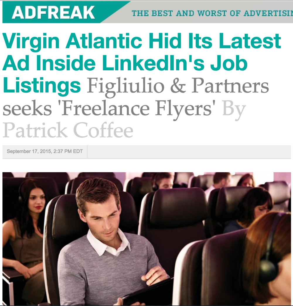 Click here for LinkedIn Posting