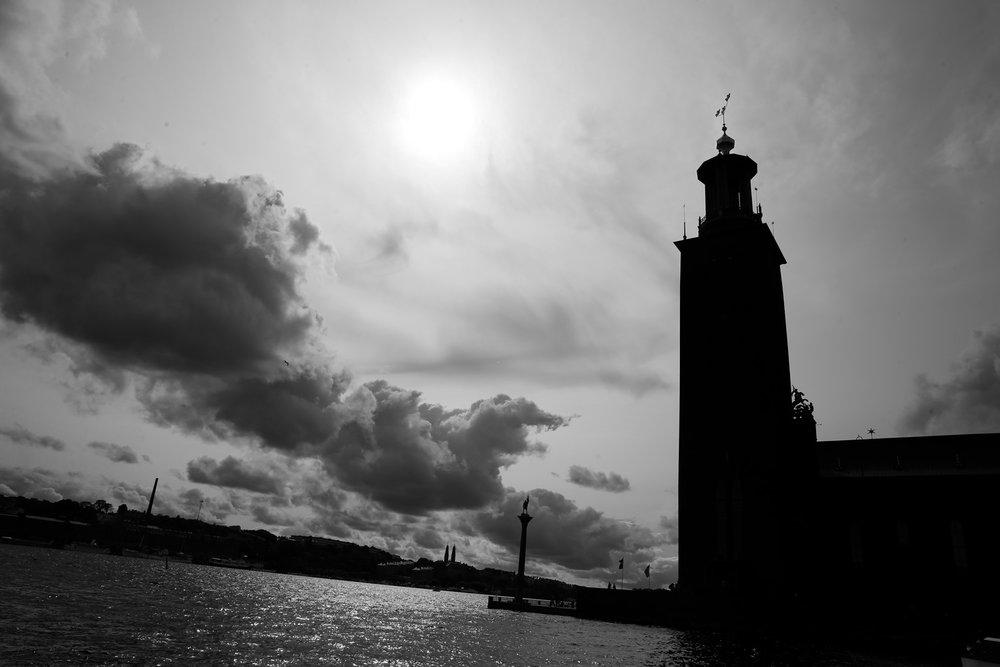 3. Stockholm - Estocolmo