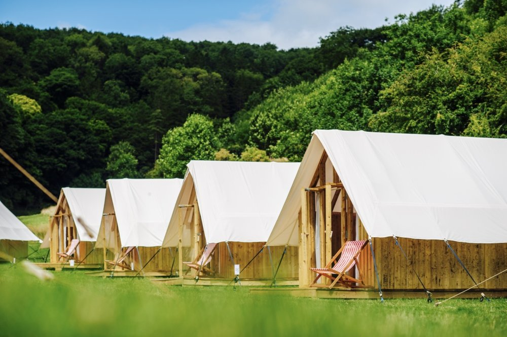Tented Cabins -