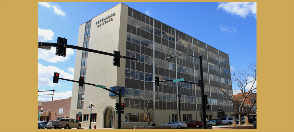 petroleum building casper wy office space
