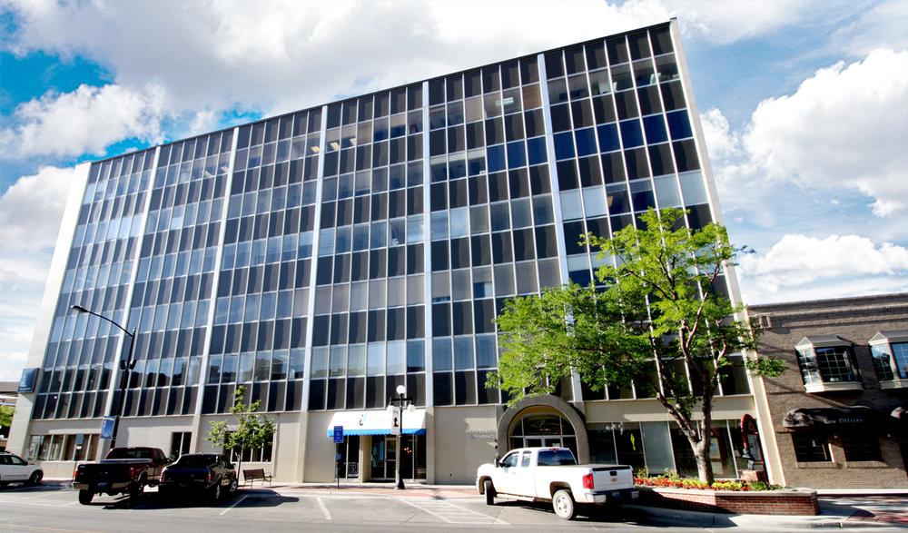 Petroleum Building - 111 W 2ND ST, CASPER, WY 82601