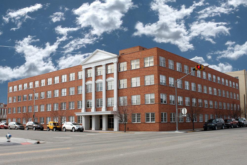 Pan American Building - 152 N DURBIN ST, CASPER, WY 82601