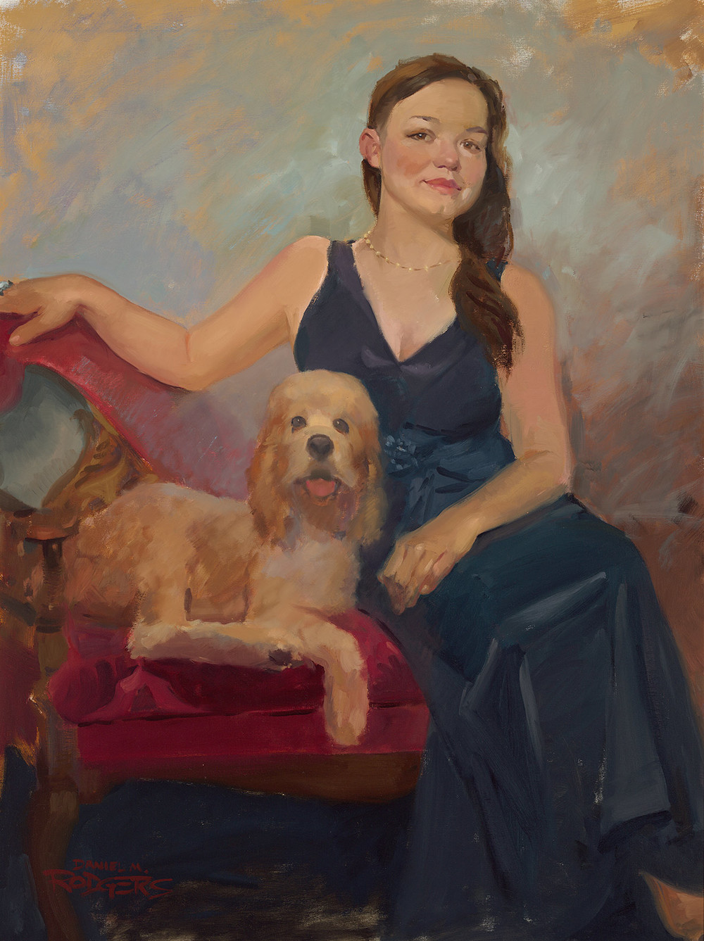 Portrait of Liz Thomas