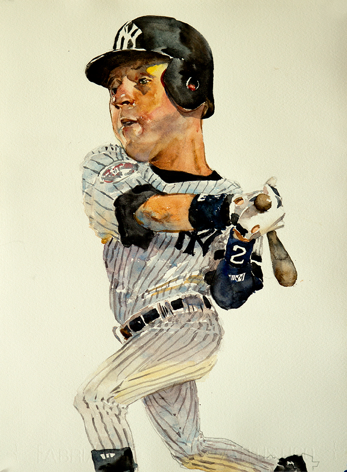 The Captain: Portrait of Derek Jeter