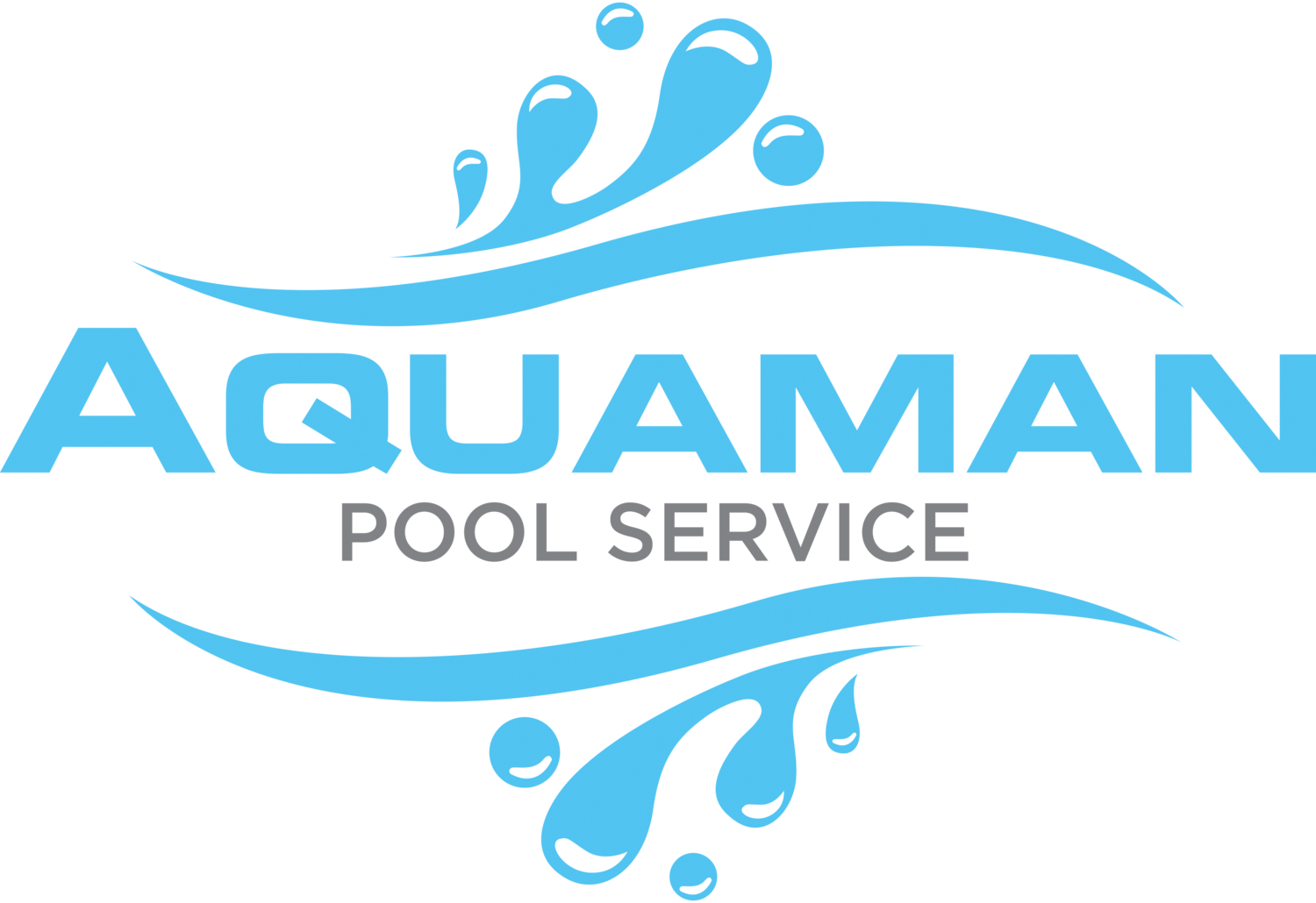 Aquaman pool service for Pool service