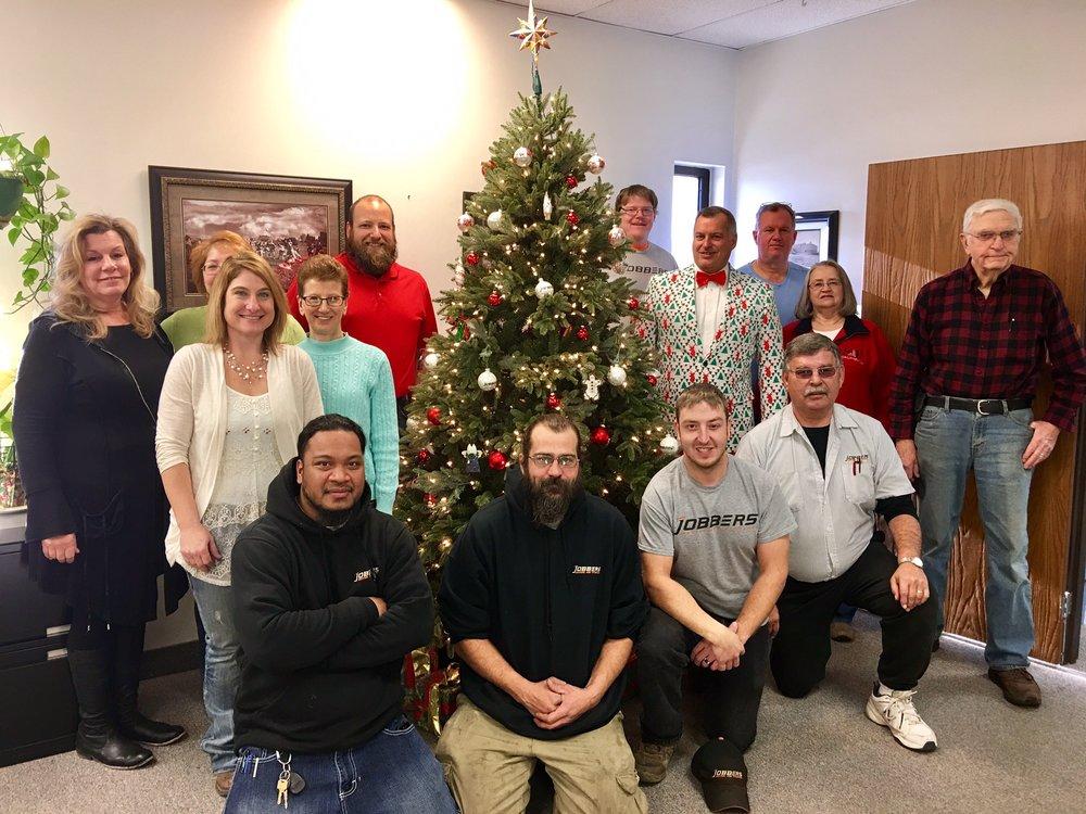 Christmas 2016 Bismarck Crew