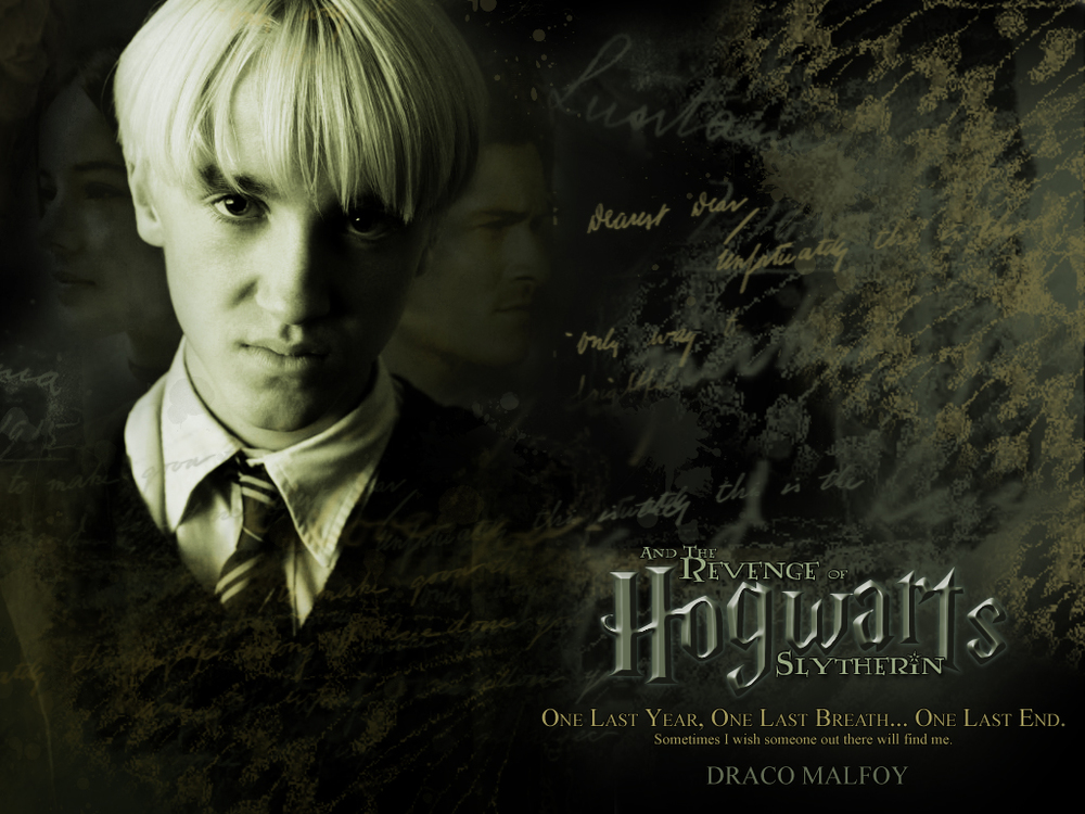 Nope... not that Draco. Source