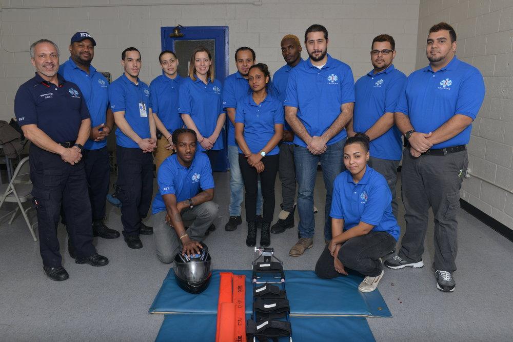 EMT Courses — Code One, Inc