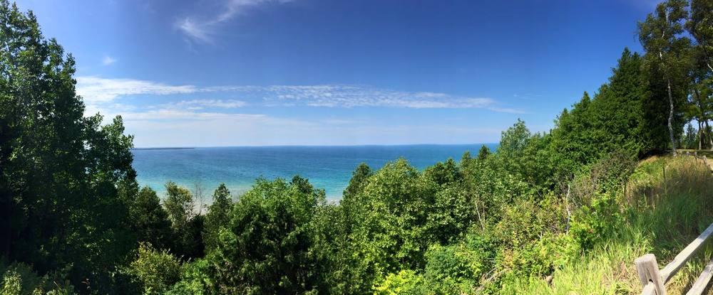Lake Michigan,  photo by Meredith Buhalis
