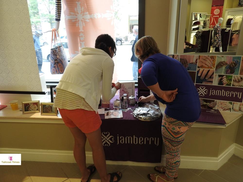BCFWeek 2015 - Talbots - Jamberry.JPG