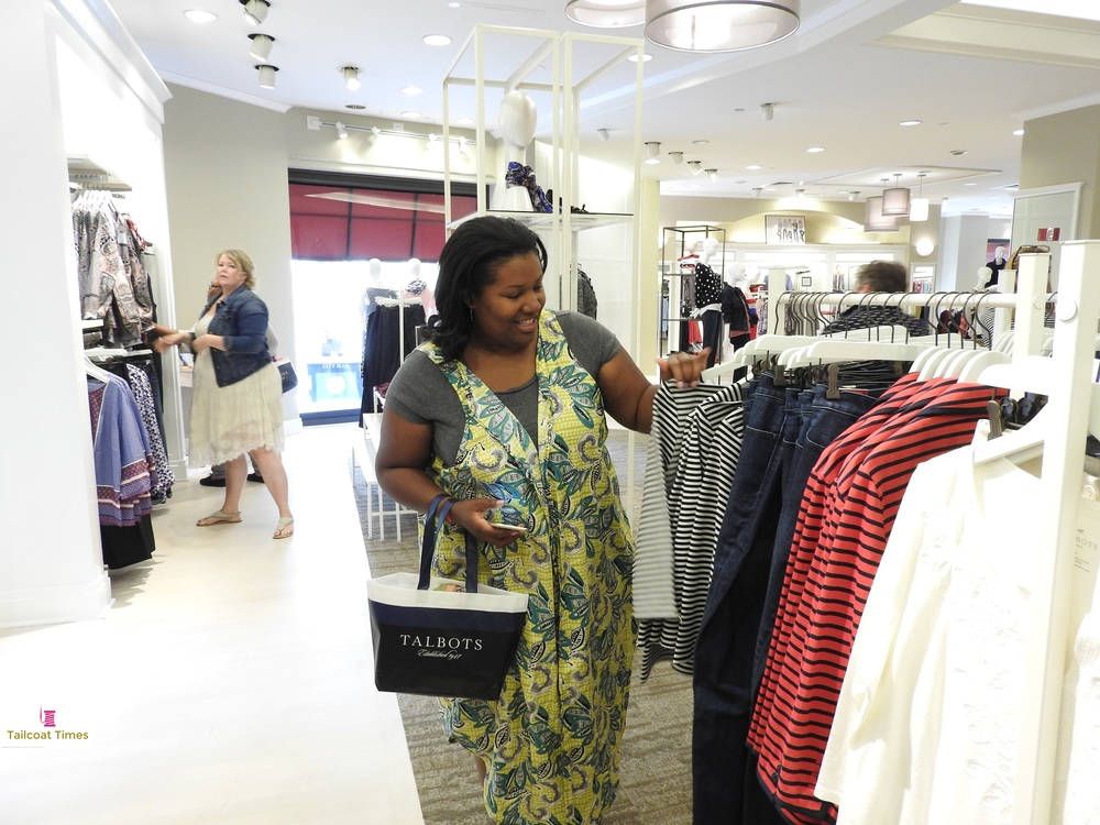 BCFWeek 2015 - Talbots - Shopper.JPG