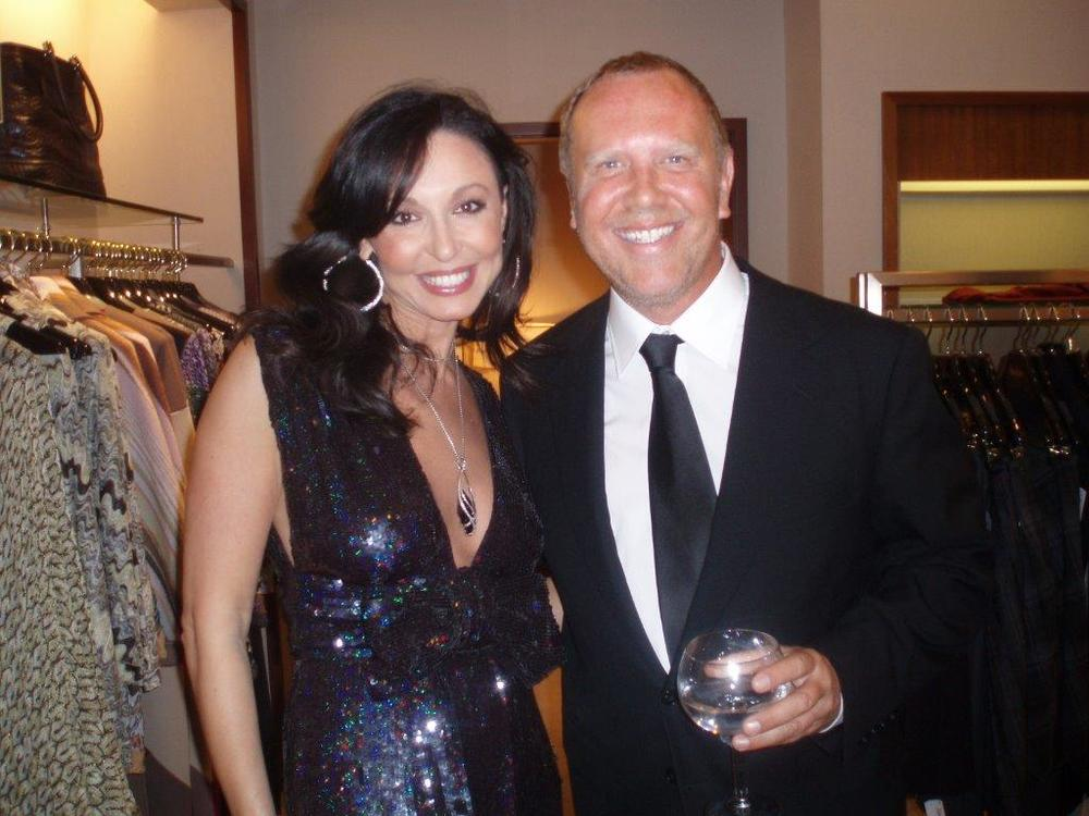 Galina & Michael Kors