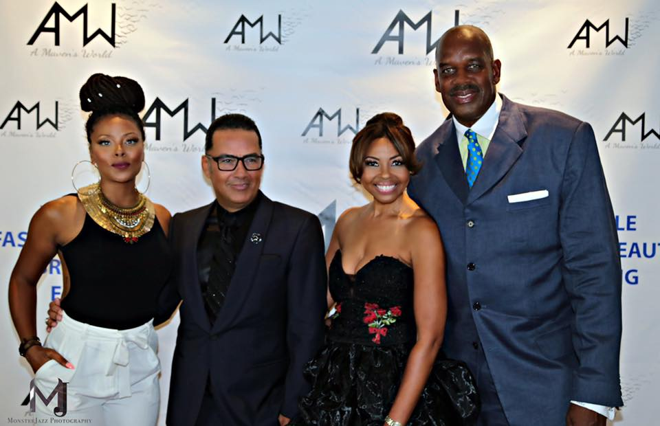 A Mavens World - Boston Fashion Week 2016 Hosted by Eva Marcille & Gustavo Leon