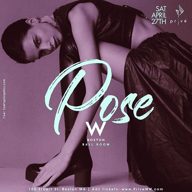 #privenewengland #pose #whotel #fashionshow #boston