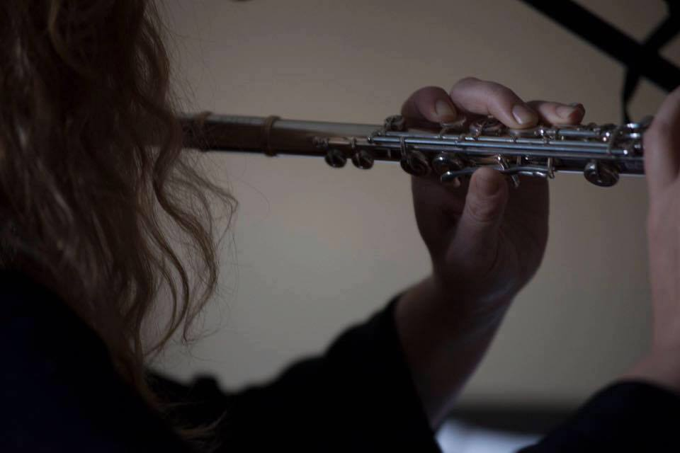SOLOIST | KELLEY BARNETT - 8pm January 15th, 2018ENSEMBLE MISE-EN presents flutist, Kelley Barnett, in a continuation of the Solo Concert Series. Kelley will explore the interplay of voice and flute with works from Salvatore Sciarrino, Reza Vali, Nathaniel Haering, and premieres by Jonathan Favero and Max Grafe.