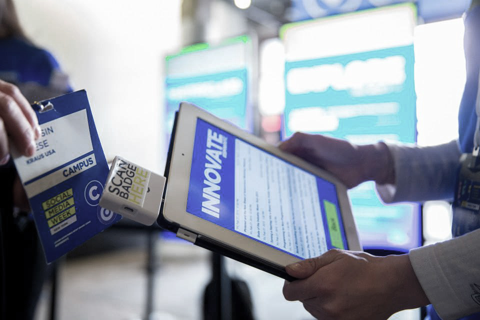 Gramercy Tech, RFID Check-In, RFID Badging