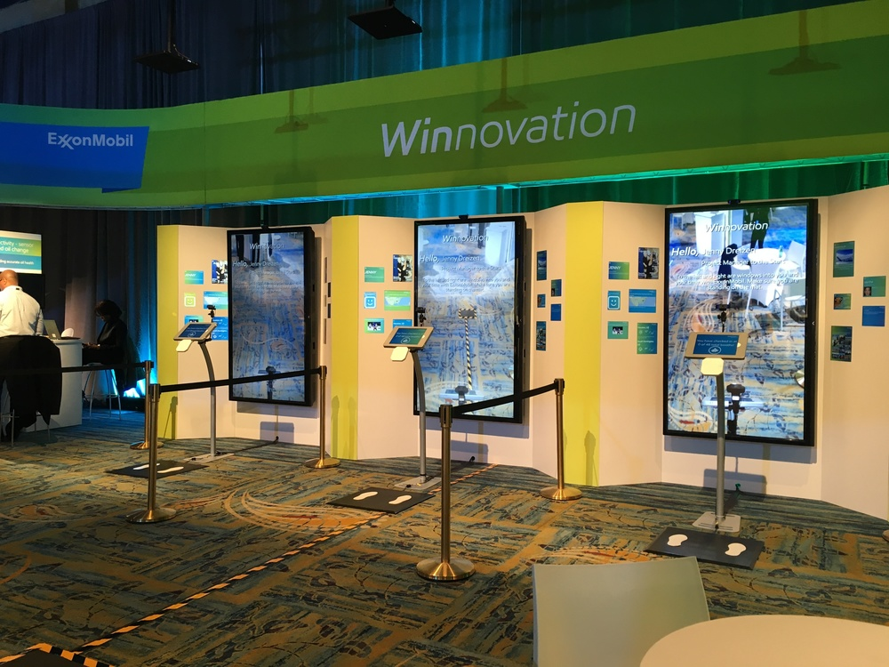 RFID Events, Gramercy Tech, View Into You, Digital Signage