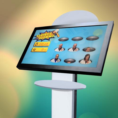 RFID Events, Gramercy Tech Interactive Kiosk
