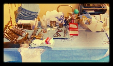 The Operating Room Table - Prime Real Estate