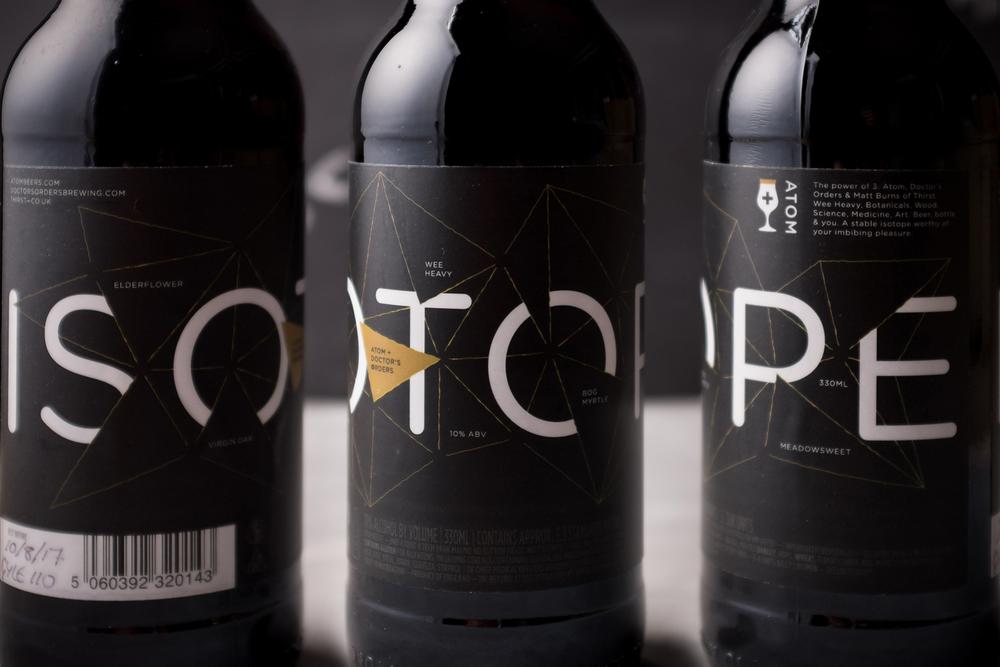 Atom Beers x Doctor's Orders Isotope – Wee Heavy