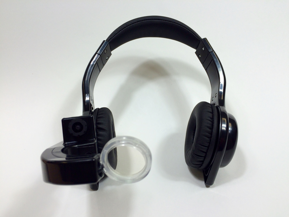 Mobile Tracker Headset
