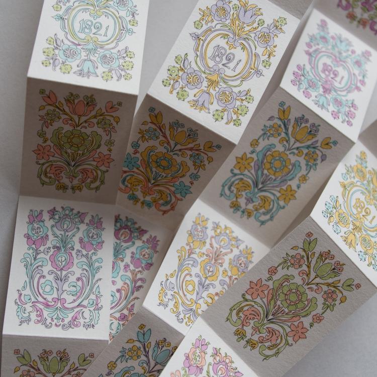 Designer Matchboxes arteria matchbox exhibition — bonnie craig | pattern artist and
