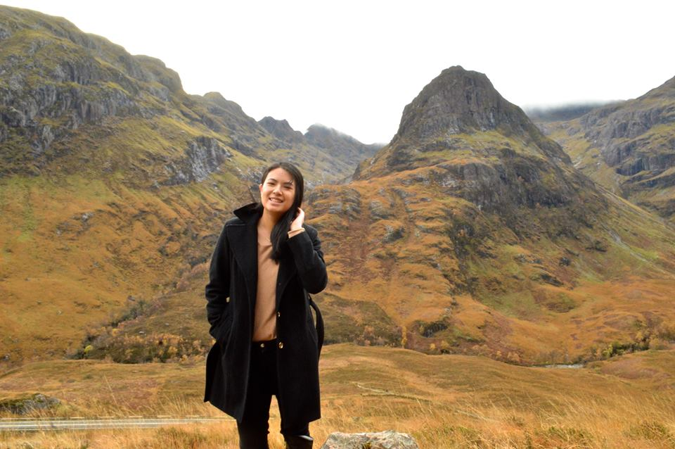 This was taken at the Sisters in Glencoe during a 5-day tour to Scotland's mystical Isle of Skye.