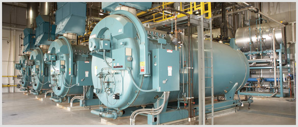 Steam Boiler Systems — Neptune Water Services Inc.