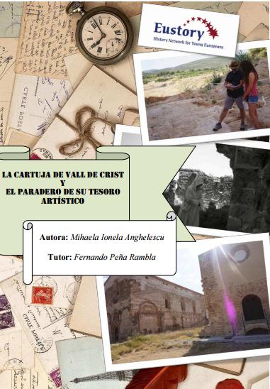 Investigación «La Cartuja de Vall de Crist y el paradero de su tesoro artístico»