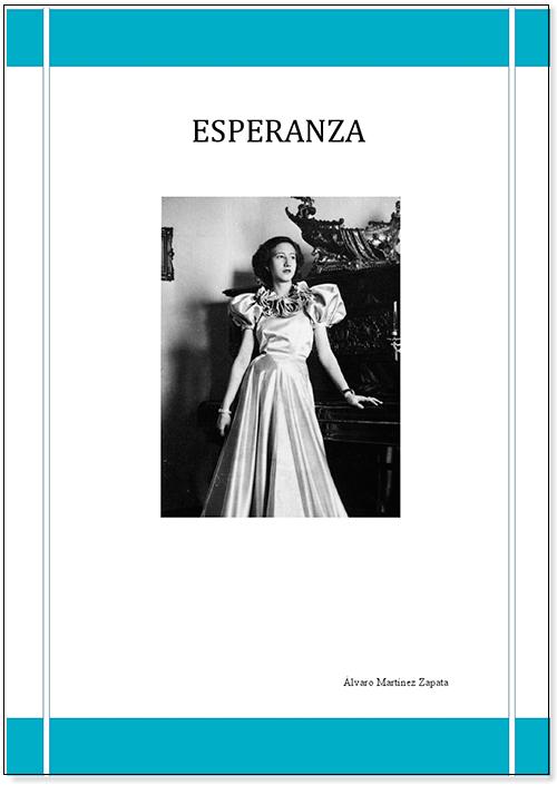 [[Alvaro Martinez Zapata (accésit, V convocatoria): Esperanza.///Alvaro Martinez Zapata (accésit, V convocatoria): Esperanza]]
