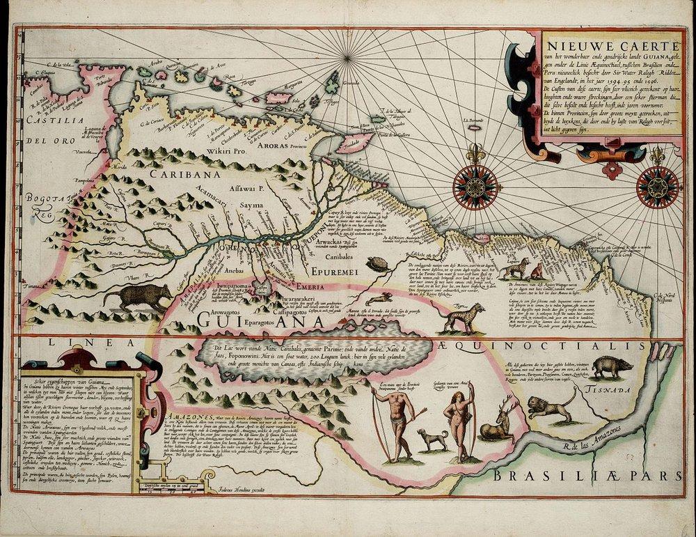 Provincia de Guayana (Haz click para descargar el trabajo)