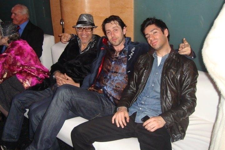 Alex Angelino, Max Amini, and Martin Amini