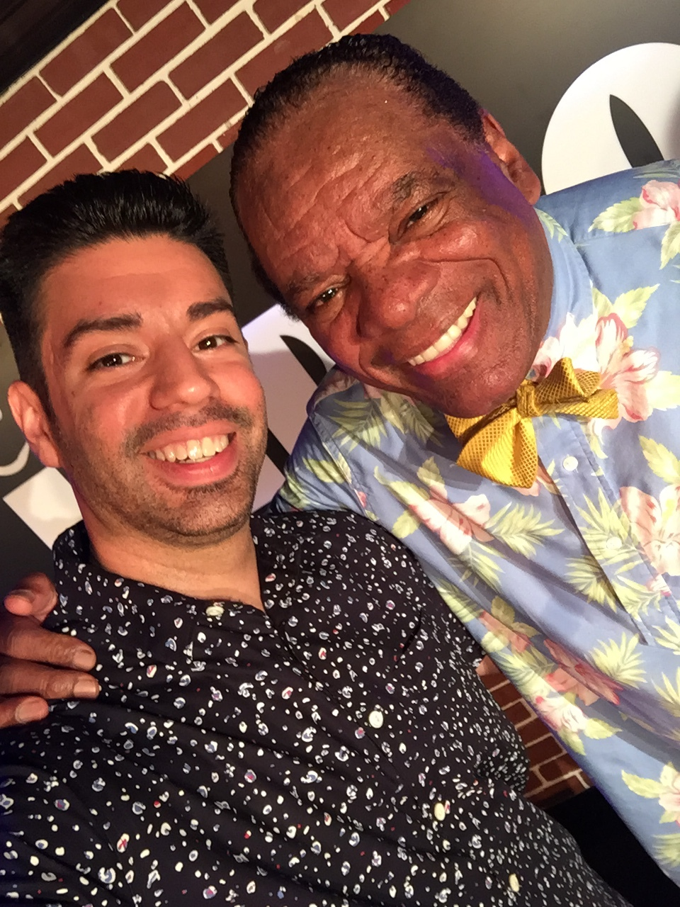 Great weekend opening for the Legend John Witherspoon - 6 shows at the DC improv July 13-16th