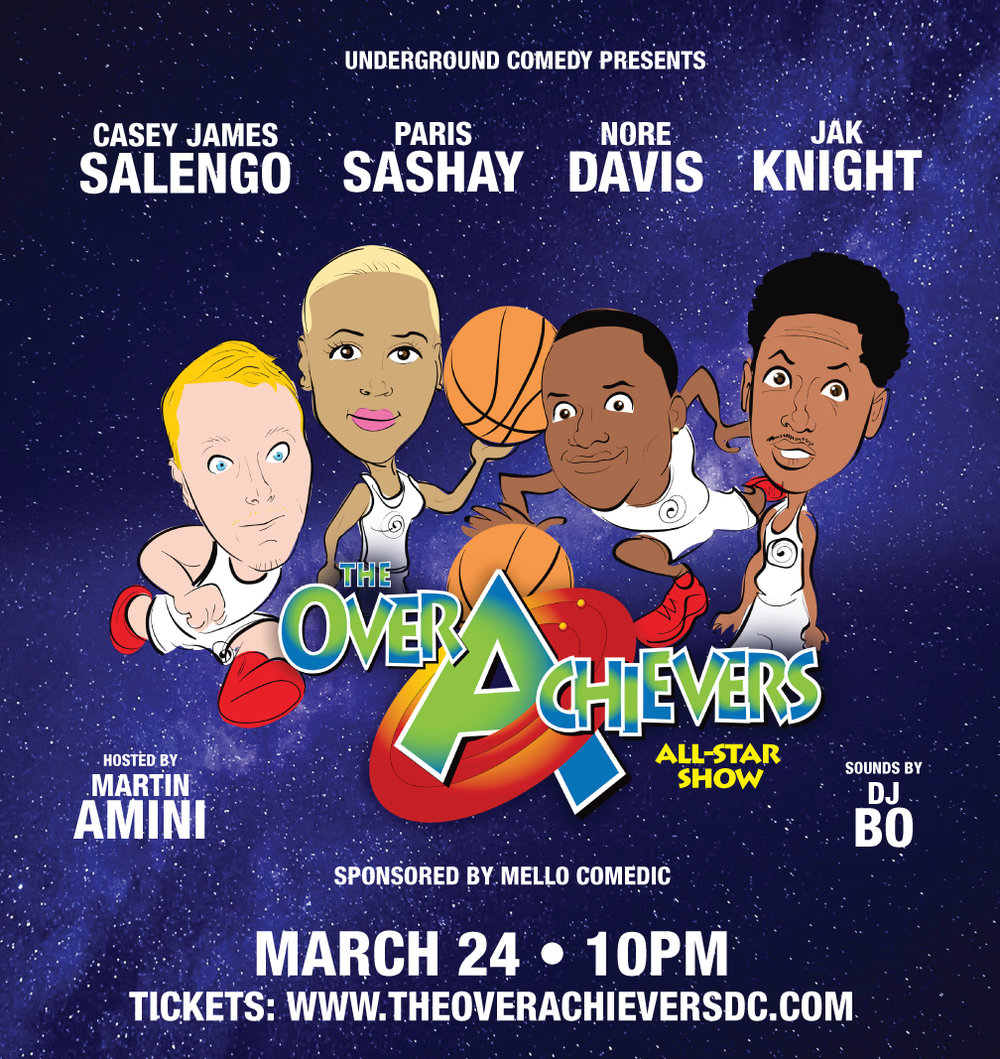Overachievers All-Star Show