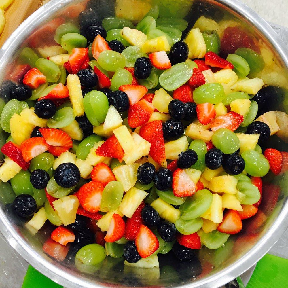 Owl fruit platter 2- leftover fruit salad.jpeg