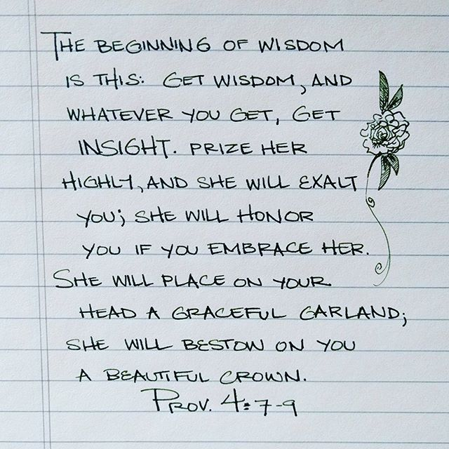 TWSBI Micarta. #proverbs #proverbs_by_hand #bible #bibleverse #handwriting #handwritten #calligraphy #fountainpen #fountainpens #wise #wisdom #beauty #garland #crown #head #embrace #twsbi #twsbimicarta #micarta