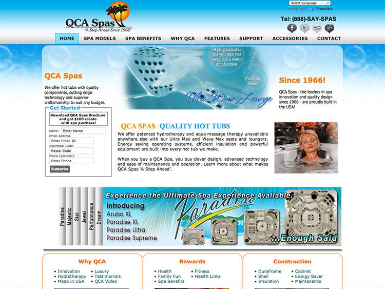 QCA Spas