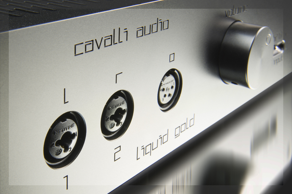 Cavalli Audio Liquid Gold Balanced Headphone Amp