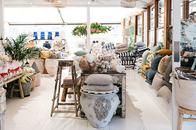 Christmas shopping @theboathousehome in Palm Beach | #theboathousegroup #sydneygifts #sydneyshopping