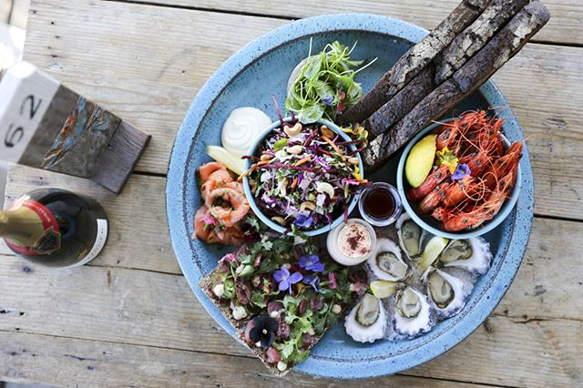 Seafood platter | #theboathousegroup #sydneycafe #sydney