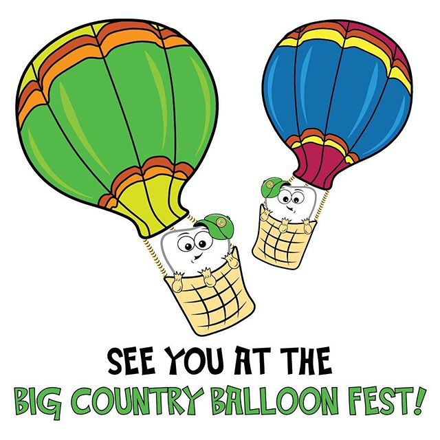 We can't wait to see you all at the Big Country Balloon Fest. Stop by and have your picture taken in our balloon basket! #caringforthenextgeneration #cdoa #bigcountry #balloon #bigcountryballoonfest #abilenetx