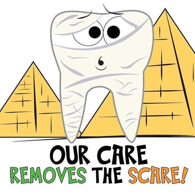 Don't be tricked by all your treats! Brush your teeth after enjoying candy this Halloween season. Call us at (325)692-9557 to schedule a cleaning for your child. #ChildrensDentistryOfAbilene #TrickOrTreat #Halloween #CaringForTheNextGeneration