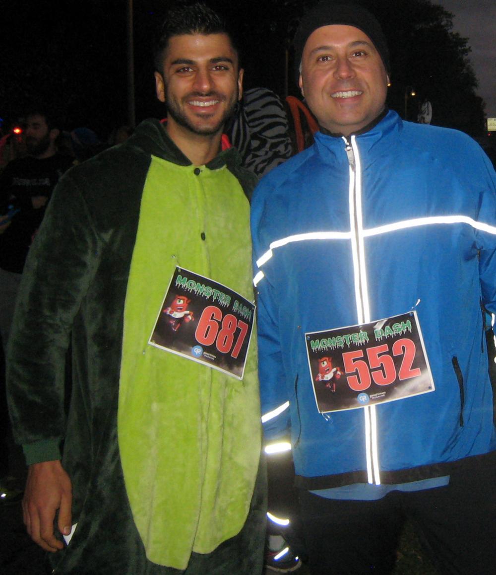 Halloween 5K Run