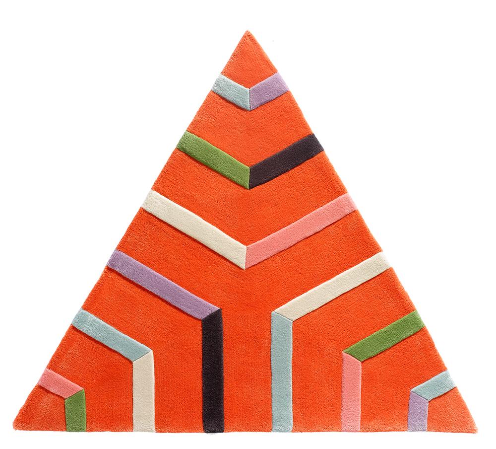 Tangerine Maze CWKG-TRI-106